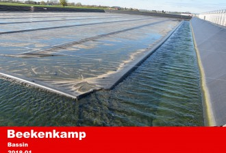 Watertechniek, Beekenkamp, Lutjebroek