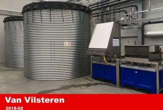 Watertechniek, van Vilsteren, Luttelgeest