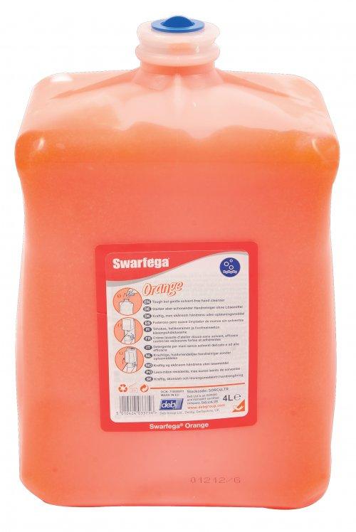 Swarfega Orange korrelzeep voor zware vervuiling